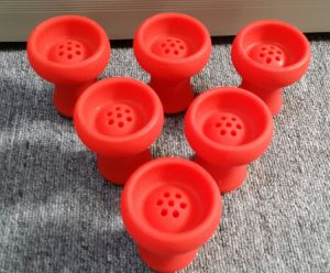 Silicone Bowl Shisha Hookah Carbon Charcoal Bowl Hookah pictures & photos