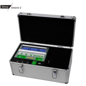 Universal Triple Frequency Therapeutic Ultrasound Beauty Equipment with ISO13485 pictures & photos
