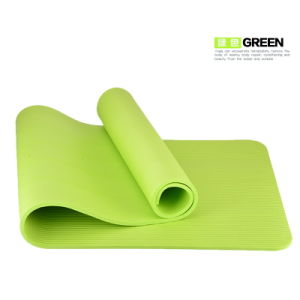NBR Yoga Mat for Beginner Fitness Exercise pictures & photos