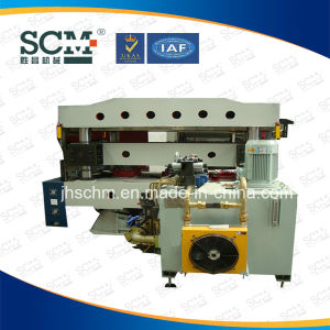 Automatic Hydraulic Die Cutting&Hot Foil Stamping Machine