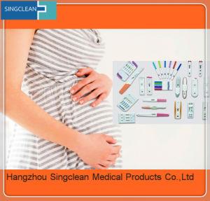 Women HCG Urine Pregnancy Test pictures & photos