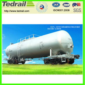 Light Oil Railway Tank Wagon pictures & photos
