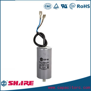 Capacitor (CD60-A) AC Motor Starting Capacitor (CD60-B) pictures & photos