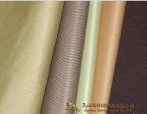 Polyester 230t Calvary Twill 63D Taffeta Fabric pictures & photos