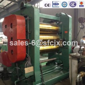 4 Roller Rubber Calender, 4 Roller Calender Machine pictures & photos