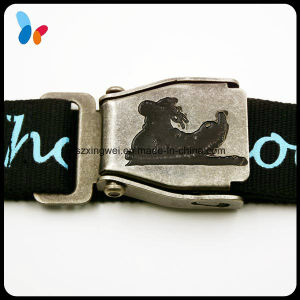 Custom Car Accessories Airplane Safety Seat Belt with Alloy Belt Buckle pictures & photos
