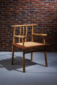 Antique Designs North American Ash Wood Dining Chair for Home Designs (CH-015)