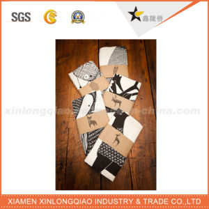 OEM Hot Custom Kraft Paper Socks Packaging Hang Tag pictures & photos