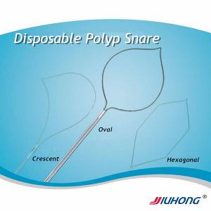 High Quality Endoscopic Disposable Polypectomy/Polyp Snare pictures & photos