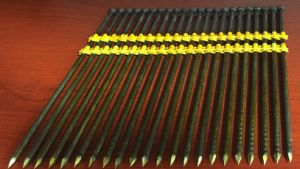 Heavy Duty 21 Degrees Plastic Strip Nails 100-220mm (PS-100220) pictures & photos