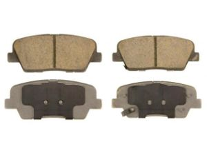 Semi Metel Material No Dusts Brake Pads 58302-0wa00 for Hyundai Santa Fe