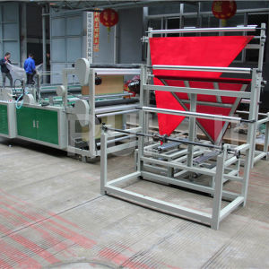 Automatic Two Lines EPE Bag Making Machinery pictures & photos