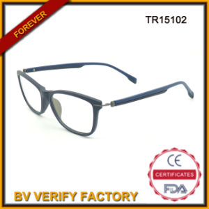 Popular Fashion Design Wholesale Eyewear Tr90 Reading Glasses/Optical Frames Tr15102 pictures & photos