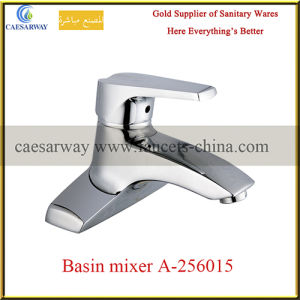 Long Spout Single Lever Water Kitchen Sink Tap pictures & photos