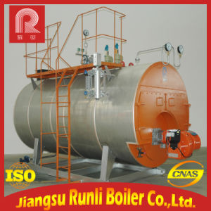 High Efficiency Horizontal Boiler with Gas Fired pictures & photos