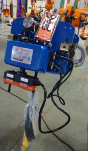Ce Approved Low Headroom Hoist (ECH 03-01LD) pictures & photos