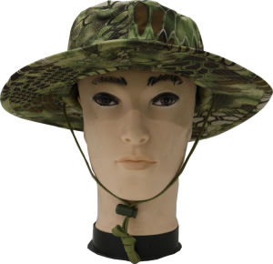 High Quality Military Waterproof and Breathable Jungle Hat pictures & photos