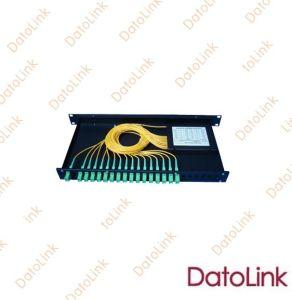 Rack Mounted Fiber Optic Splitter pictures & photos