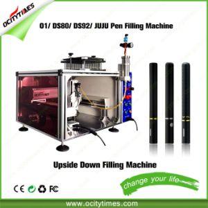 Disposable E Cig Cbd Oil Filling Machine for Juju Pen/Bud-Ds80 Vape Pen pictures & photos