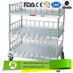 Professional Team Luxury Functional Emergency Cart pictures & photos