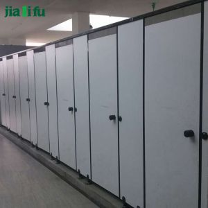 Jialifu Compact Grade Laminate Toilet Partition Dimension pictures & photos