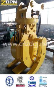 Hydraulic Orangel Peel Excavator Grab for Cargo Lifting pictures & photos