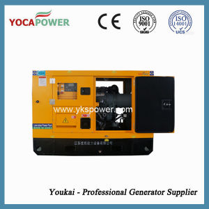 12kw Soundproof Air Cooled Small Diesel Engine Electric Generator pictures & photos