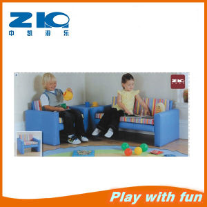 2015 Leather Children Sofa /Mini Kid Sofa/ Kid Furniture pictures & photos