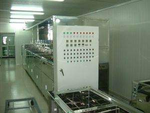 High Quality Professional Semi-Automatic Ultrasonic Cleaner for Optics Industry