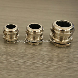 Pg7 Nickle Plated Brass Cable Gland pictures & photos