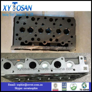 Iron Cylinder Head for Kubota D1703 Engine pictures & photos