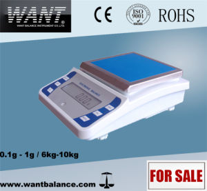 4kg 1g Textile Balance with ISO Ce pictures & photos