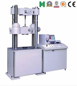 50kn Computer Servo Control Hydraulic Universal Testing Machine pictures & photos