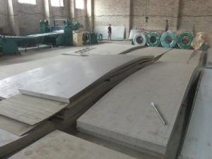 Intergranular Corrosion Resistance of 316 Ti Stainless Steel Plate