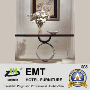 Creative Design Flower-Stand fashion Hotel Console Table (EMT-CA28) pictures & photos