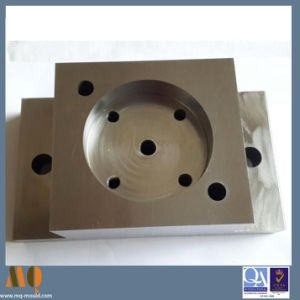 CNC Machined Anodized Chromating Aluminum Parts (MQ224) pictures & photos
