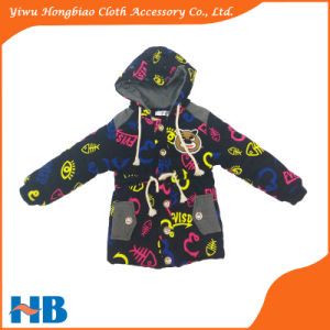Cartoon Children Clothing Winter Coat