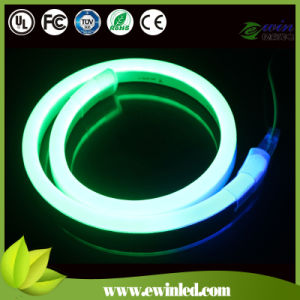 (PVC 60 LEDs) RGB LED Neon Flexible Tube with 14.4W/M pictures & photos