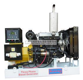 10kVA-50kVA Diesel Open Generator/Diesel Frame Generator/Genset/Generation/Generating with Yangdong Engine (K30160) pictures & photos