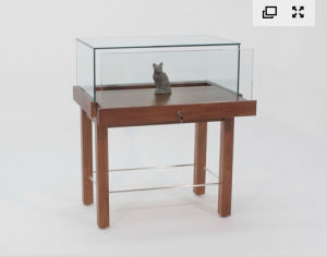 30′′ Square Wooden Jewelry Showcase Cabinet pictures & photos