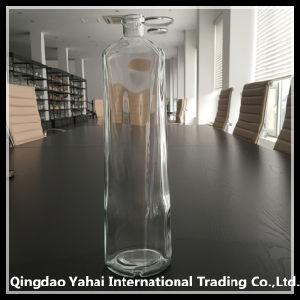 750ml Clip Lid Glass Storage Bottle pictures & photos