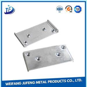 OEM Precision Shhet Metal Aluminum/Stainless Steel Stamping Spring Clips pictures & photos