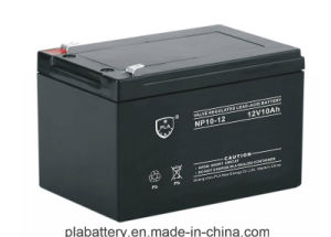 12V 10ah Rechargeable Solar Power Battery