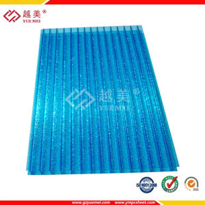 Twin Wall Sheet Polycarbonate Clear Plastic Sheets pictures & photos