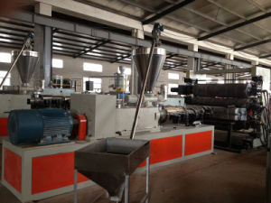 Best Selling PVC Sheet Production Line pictures & photos