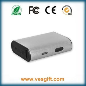 4400mAh A Grade Battery Aluminum Powerbank pictures & photos
