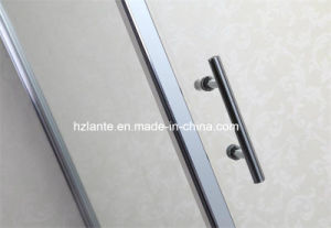 New Design Bathroom Shower Cabin with Supporting Bar (LT-9-3280-C) pictures & photos