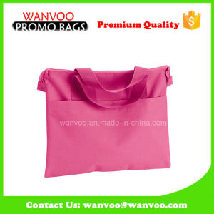 Recyclable Office Document PU File Tote Bag pictures & photos