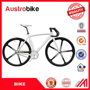 Fixed Gear Bike White Color/Mixed Color Fixed Gear Bicycle pictures & photos
