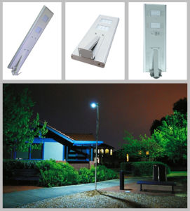 Hot Sale All in One Solar Light Price pictures & photos